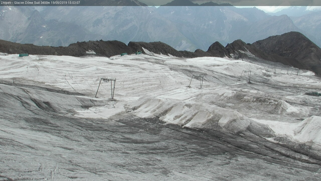 Webcams de Les 2 Alpes