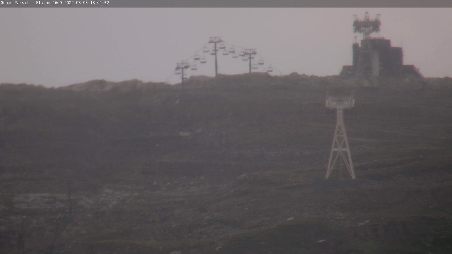 Webcam Flaine - 1600m