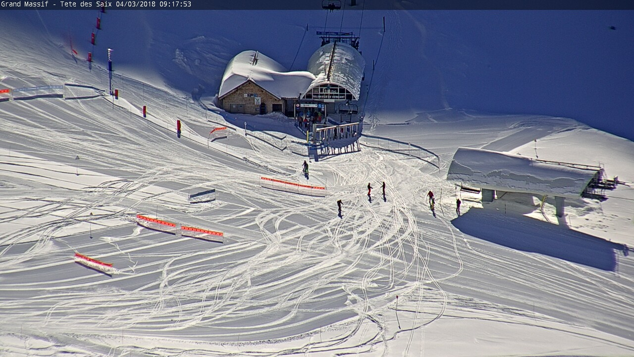 samoens webcam live conditions in samoens ski resorts. Black Bedroom Furniture Sets. Home Design Ideas
