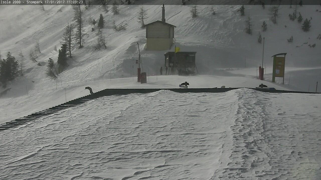 Accès Snowpark débutant
