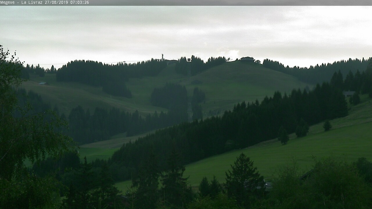 MEGEVE WEBCAM