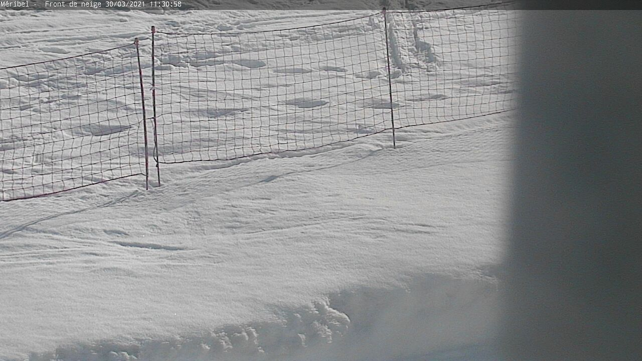 snow report webcam