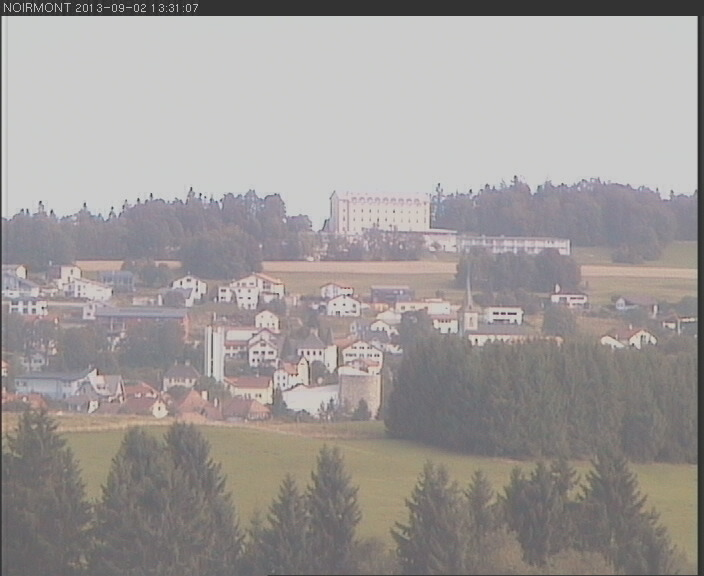 Webcam Le Noirmont