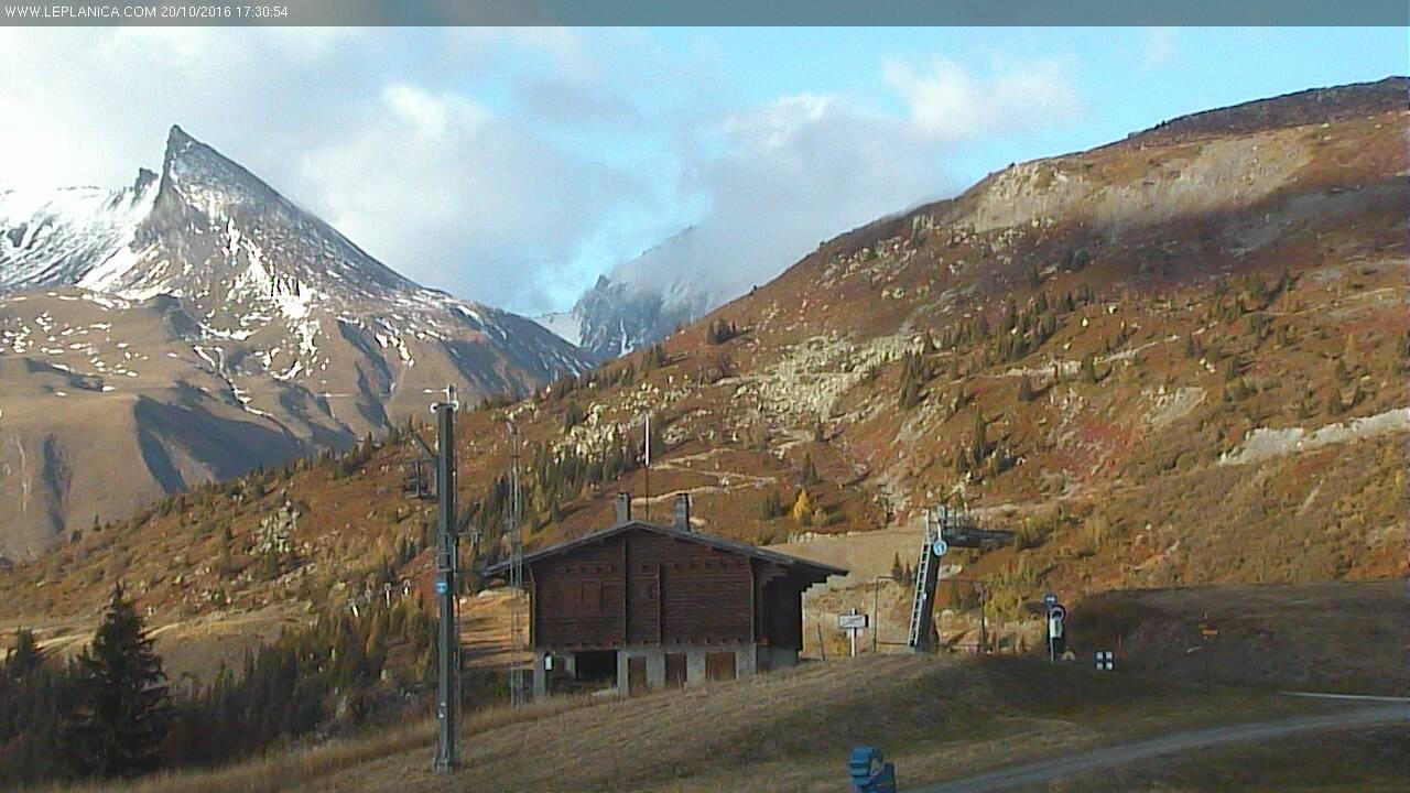 Webcam, La Rosière