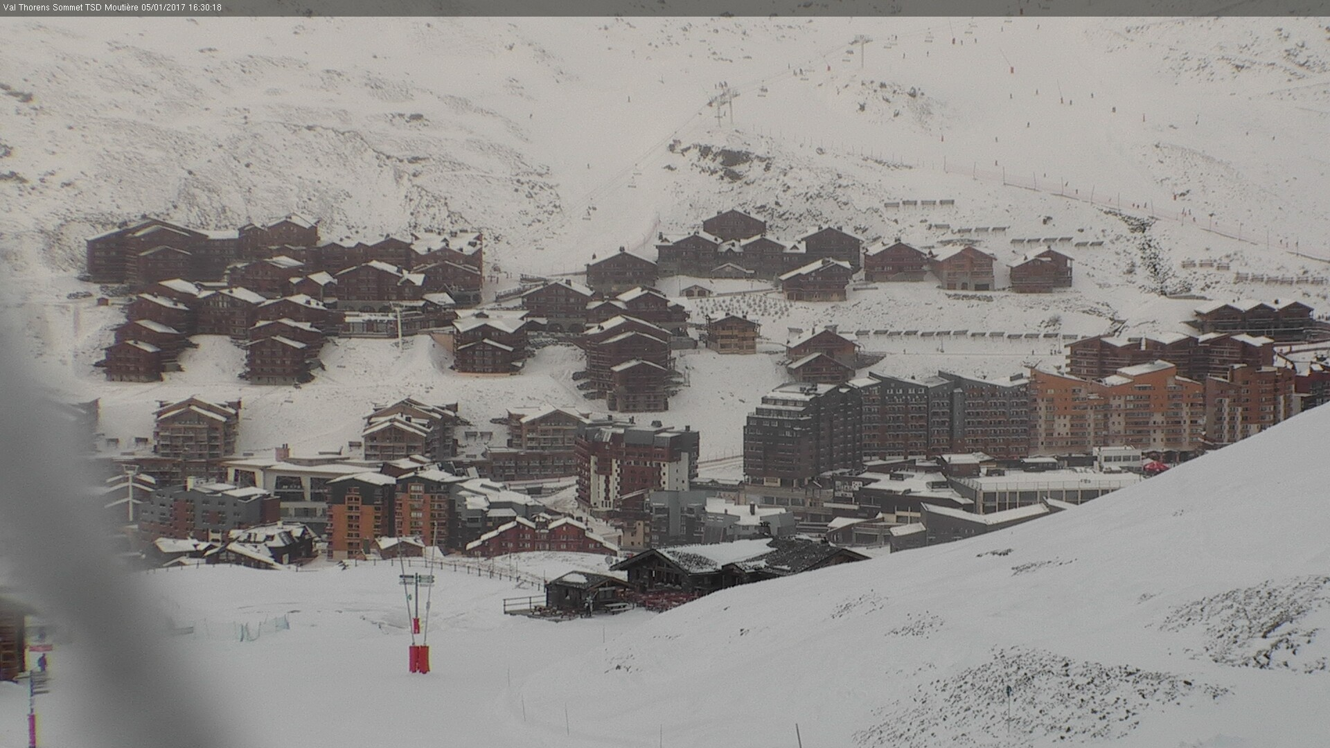 Val Thorens webcam
