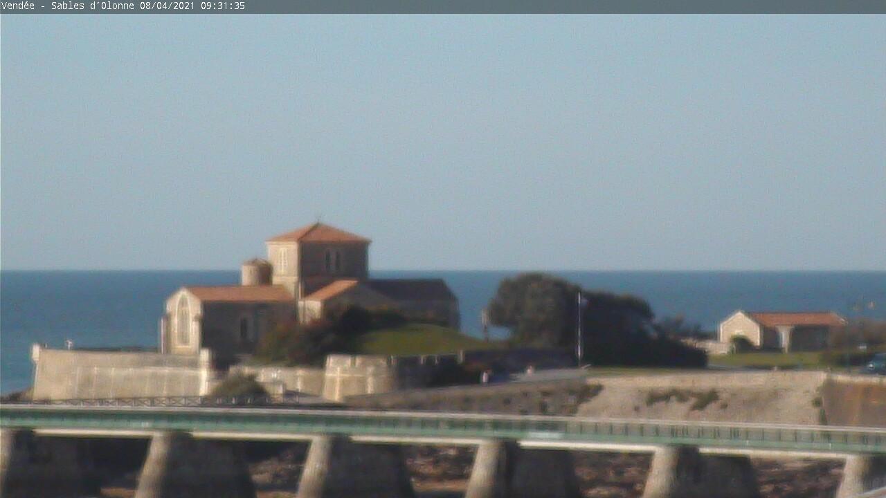 webcam Les Sables d'Olonne
