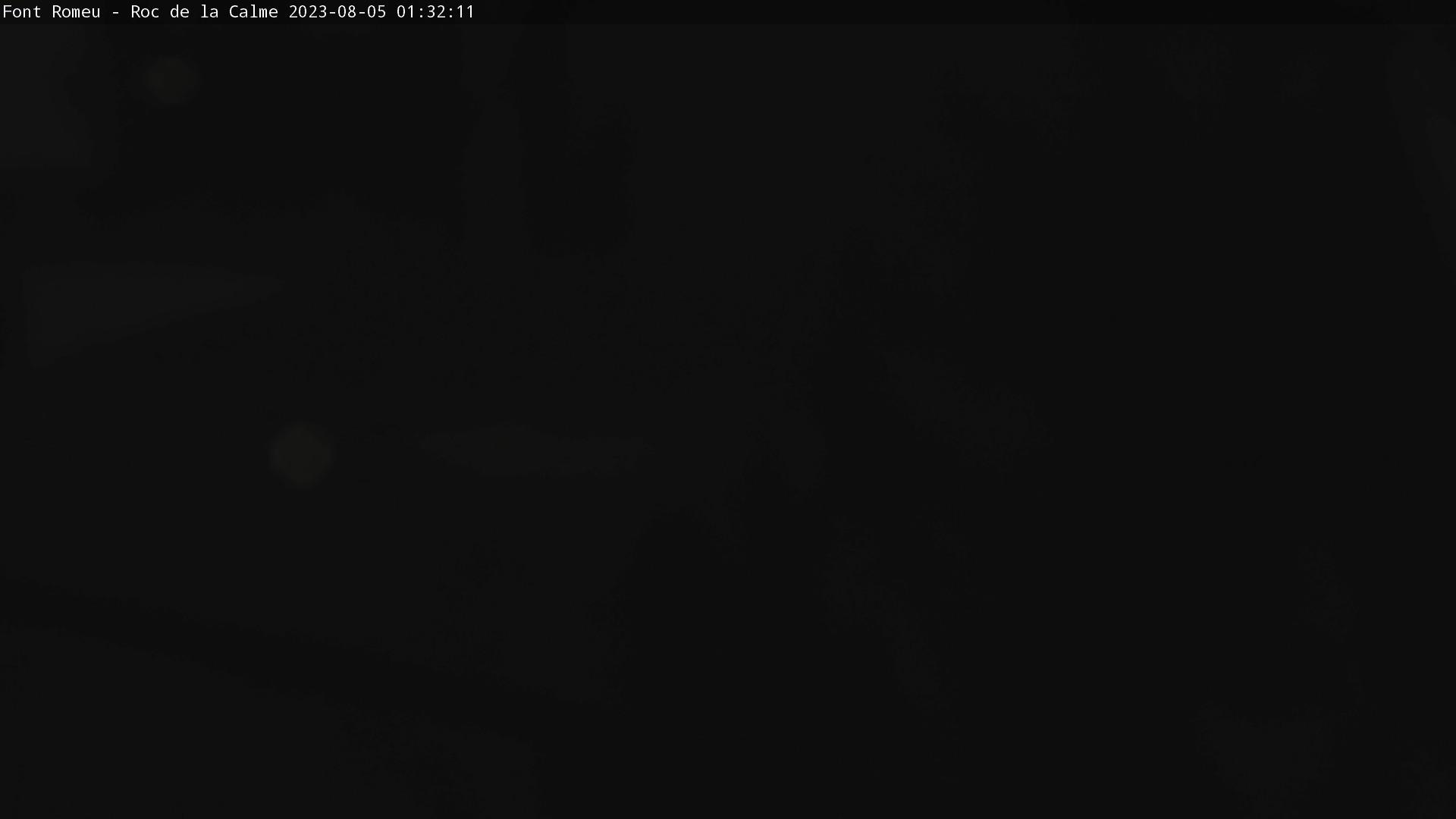Webcam en Gallinera