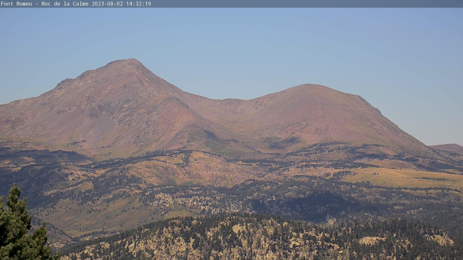 Webcam en Panoramique de la Station
