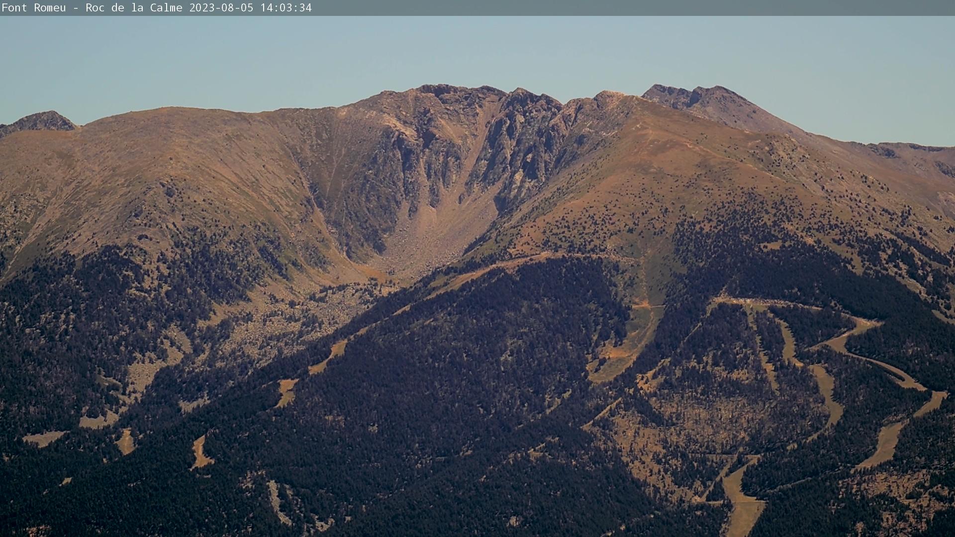 Webcam en Lac des Bouillouses